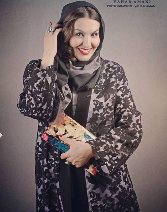 عکس های آزیتا ترکاشوند بازیگر نقش گلی ثابتی در سریال گاندو