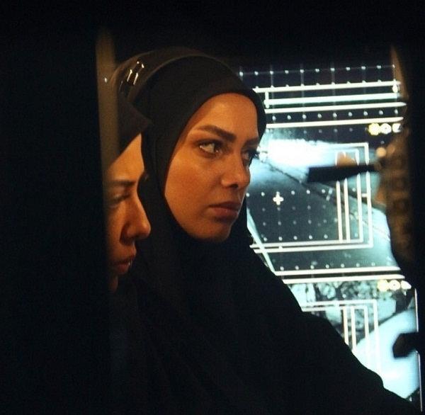 عکس های آیدا جعفری بازیگر نقش مامور امنیتی در سریال گاندو