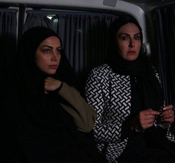 عکس های آیدا جعفری در سریال گاندو
