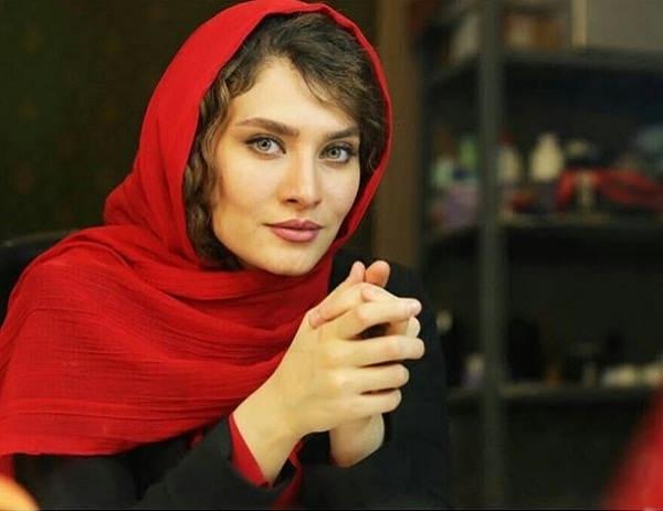 عکس های ساناز سعیدی بازیگر نقش فرشته در فیلم عروس تاریکی