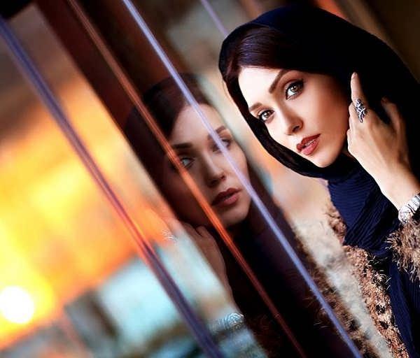 عکس های شهرزاد کمال زاده بازیگر نقش مرجان در سریال عروس تاریکی