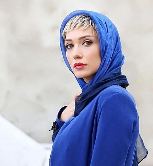 بازیگر نقش مرجان در سریال بوی باران