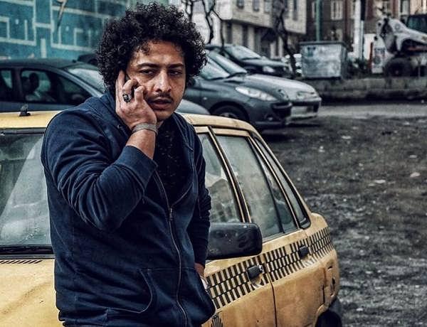 عکس عرفان ابراهیمی در سریال آنام