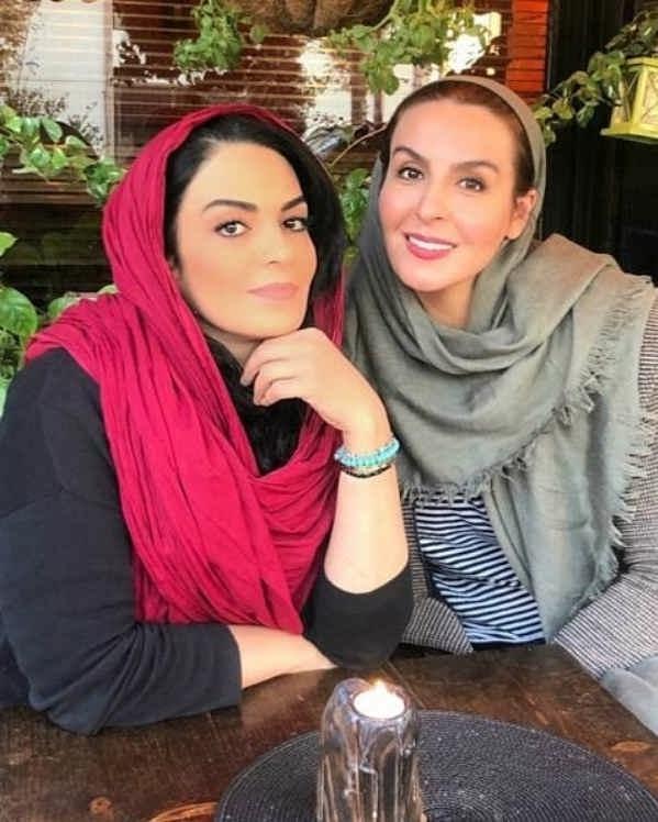 عکس گلی ثابتی و مرجان شرفی در سریال گاندو