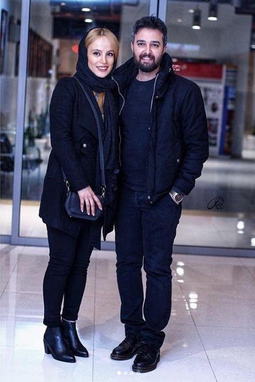 عکس های فرشته آلوسی و همسرش محمودرضا قدیریان