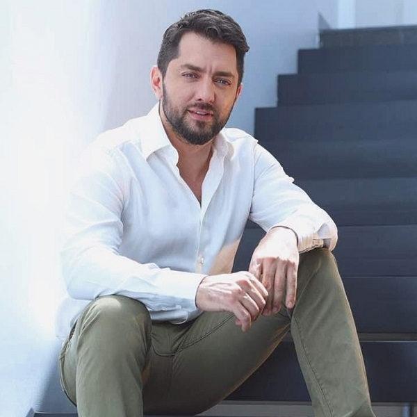 بهرام رادان بازیگر نقش یغما نامدار همسر رعنا