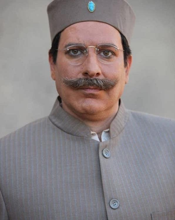 رامین ناصر نصیر بازیگر سریال حکایت های کمال