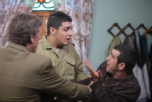 عکس بازیگران سریال حکایت های کمال بهنام داوری و علی مسلمی