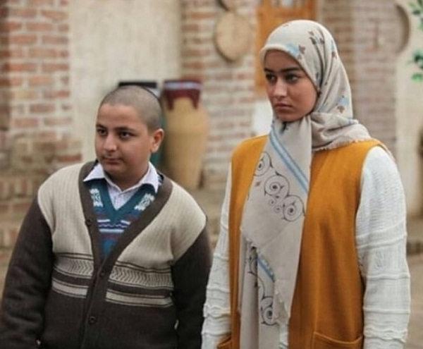 عکس بازیگران سریال حکایت های کمال محمد رضا شیر خانلو و مهلقا مینوش