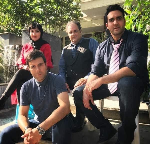 عکس بازیگران سریال ریکاوری