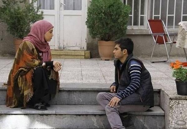 عکس بازیگران سریال سلام آقای مدیر- مهسا هاشمی و ارسلان قاسمی