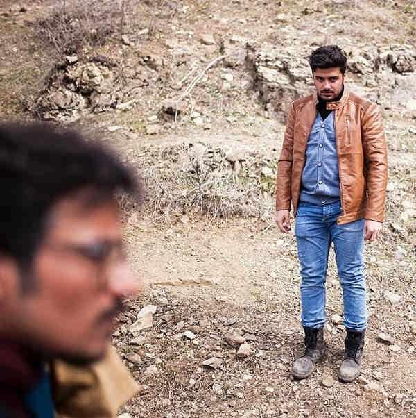 عکس سهند جاهدی در فیلم سینمایی آلرژی
