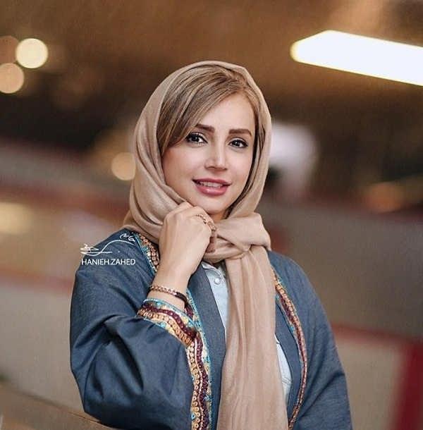 شبنم قلی خانی بازیگر نقش نگار در سریال ریکاوری