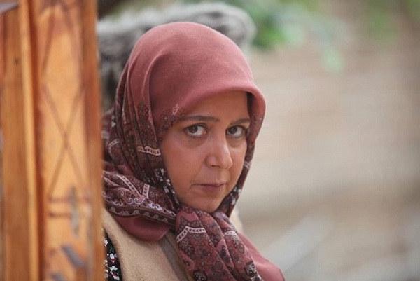 عکس شهره لرستانی بازیگر سریال حکایت های کمال