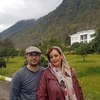 بیوگرافی محمدهادی عطایی و همسرش