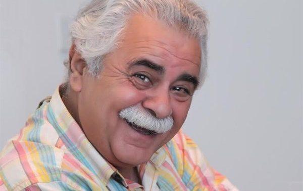 احمدرضا اسعدی بازیگر و همسرش