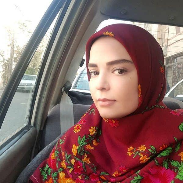 عکس های سپیده خداوردی بازیگر نقش ناجیه در سریال بوی باران