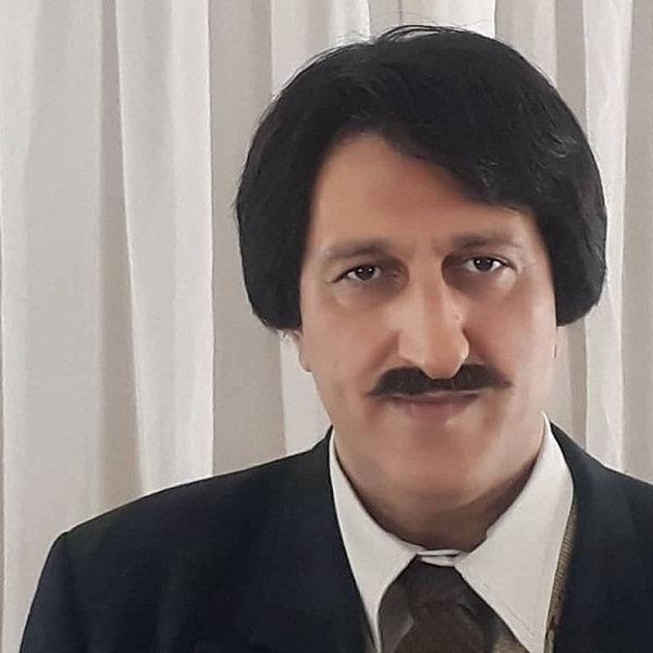 عکس یوسف صیادی بازیگر سریال حکایت های کمال
