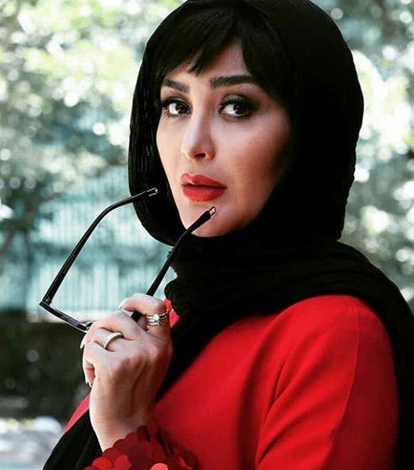 مریم معصومی بازیگر نقش طناز در سریال ریکاوری