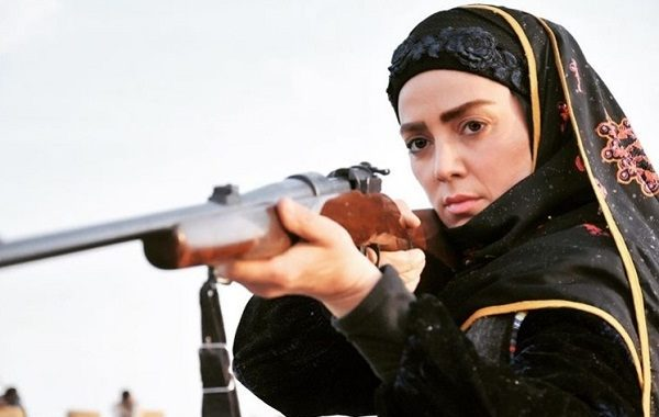 بازیگر نقش بی بی مریم در بانوی سردار