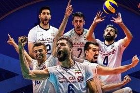 برنامه بازیهای والیبال ایران در انتخابی المپیک ۲۰۲۰