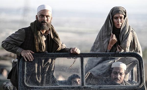 عکس حسین یاری در فیلم مزار شریف