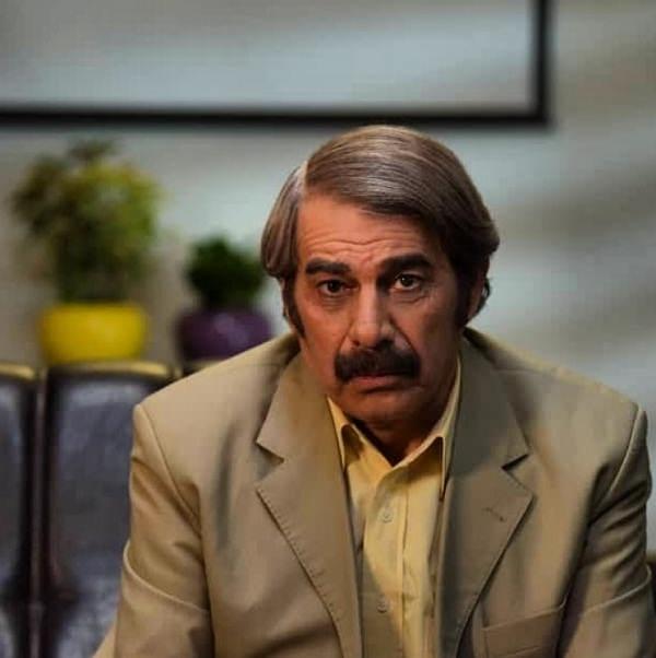 عکس حبیب دهقان نسب بازیگر سریال از بازگشت