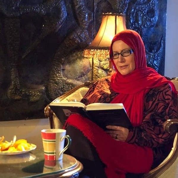 عکس مریم آقاجانی در سریال عروس تاریکی