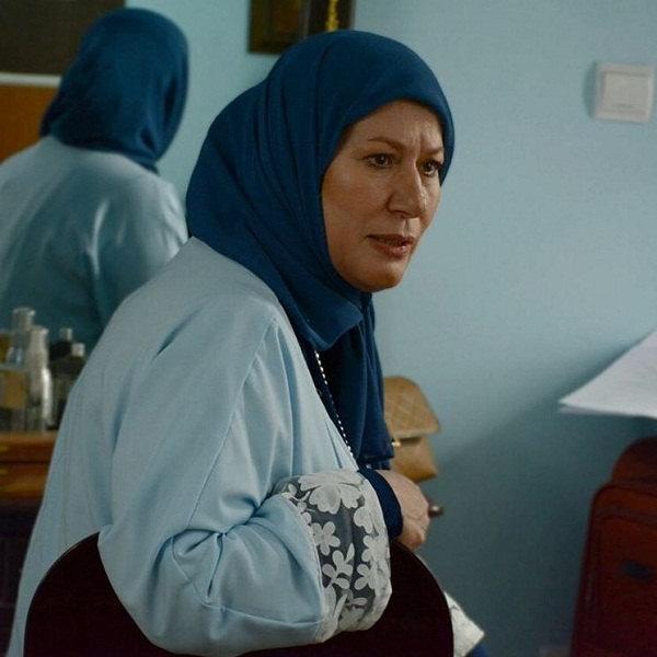 عکس معصومه آقاجانی در سریال لژیونر