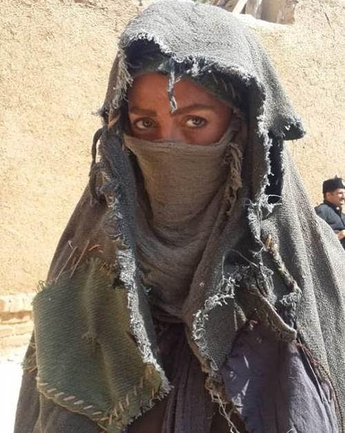 عکس های پانته آ سیروس بازیگر نقش بی بی مریم در سریال بانوی سردار
