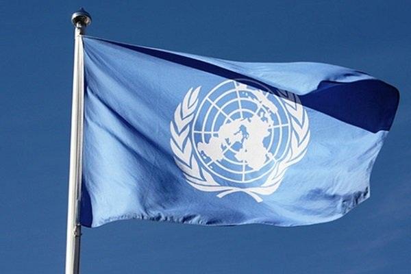 عکس پرچم سازمان ملل متحد