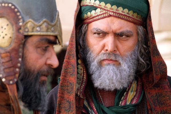 فریبرز عرب نیا بازیگر نقش مختار ثقفی در مختارنامه