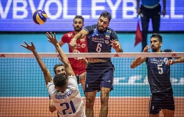 برنامه بازیهای والیبال ایران والیبال قهرمانی آسیا