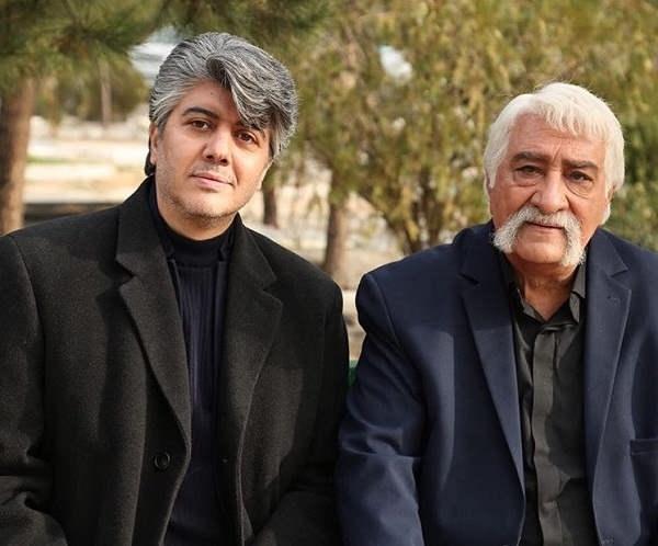 عکس داریوش ارجمند و شهرام پوراسد بازیگر نقش مهدی مظفری در ستایش ۳