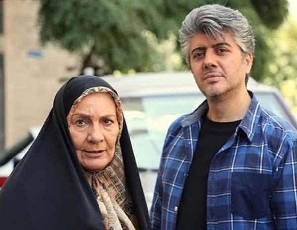 عکس شهرام اسدپور و مهتاج نجومی بازیگران سریال ستایش ۳