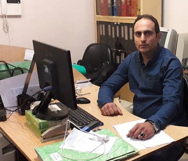 عکس یاسر حق شناس بازیگر