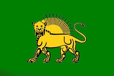 پرچم رسمی صفویان