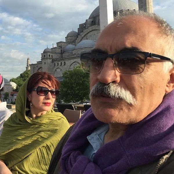 عکس های علیرضا شجاع نوری و همسرش