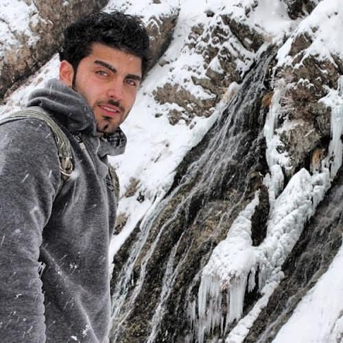 عکس های محمد صادقی بازیگر نقش آبتین در سریال مانکن