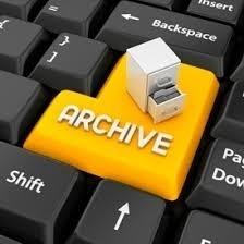 معنی آرشیو چیست؟
