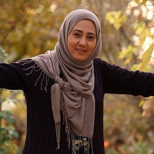 تبسم هاشمی بازیگر نقش هما در سریال زمانه
