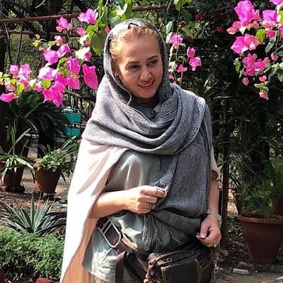 تبسم هاشمی بازیگر