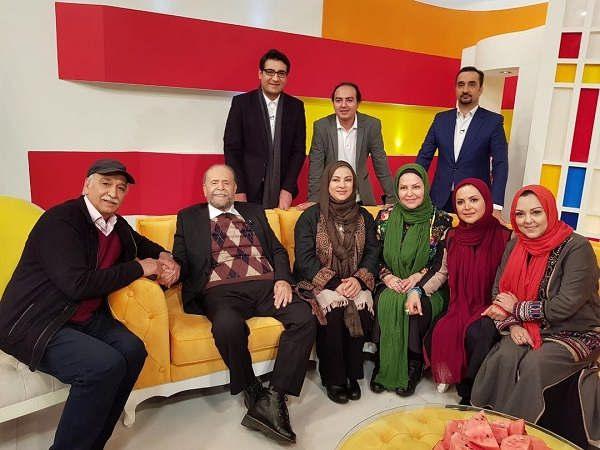 عکس جدیدی از برخی از بازیگران سریال پدرسالار