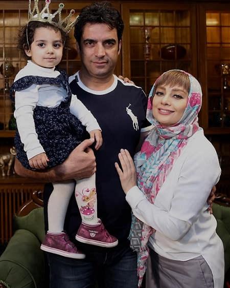 عکس خانواده منوچهر هادی