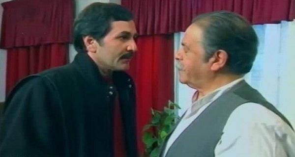 نقش جمال در سریال پدر سالار