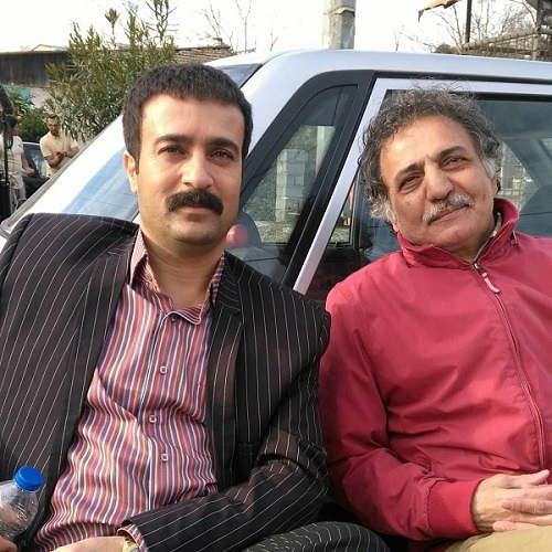 عکس سلمان خطی در کنار احمد مهران فر در پایتخت 6