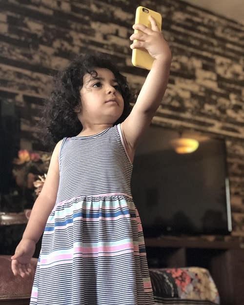 عکس سوفیا دختر منوچهر هادی