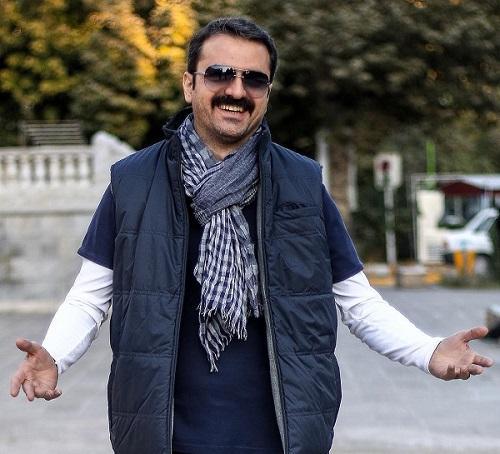 عکس علیرضا آرا همسر شبنم مقدمی