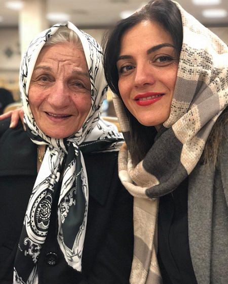 عکس مادر و مادربزرگ مهسا طهماسبی