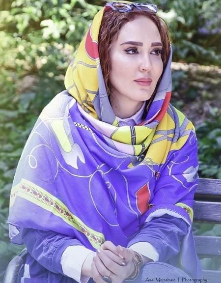 عکس های زهره فکور صبور بازیگر